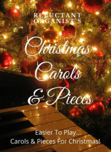 Fourteen Traditional Carols and Nine Christmas Pieces made easier to play